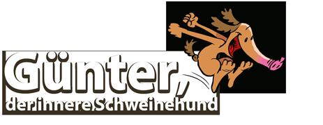 Günter, der innere Schweinehund.